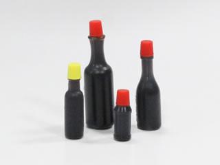 少容量ボトルを多数対応可能なソース充填体制